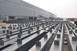 Estructura de acero del palmo grande que construye el taller de acero barato