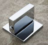 Mezclador de cobre amarillo del golpecito de la bañera del grifo del baño de la cascada