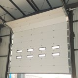Portello sezionale ambientale di sollevamento verticale d'acciaio del portello (HF-J68)