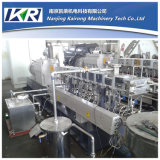 Pet ABS PVC LDPE en plastique recycler Granule Making Machine