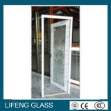 Замороженное Decorative Laminated Glass для Ornamental