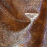 Cuoio Abrasione-Resistente ad alto livello di Microfiber della pelle dell'olio per il sofà della mobilia della barca