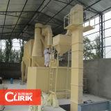Polvo de la escoria de cemento que hace la máquina
