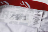Compressão Tights Shorts Letter Printing Sports Wear para Men (AKNK-1015)