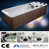 Acrylic Massage Swim SPA met WiFi & Video & het Controlebord van TV & Balboa SPA