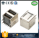 Fbusba2-116 USB Conector USB macho conector eléctrico de conector F (FBELE)