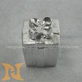 Гальванизировать керамический, коробка формы коробки побрякушки (домашнее украшение)
