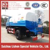 Regadera de alta presión Veihcle del transporte de petrolero del agua del carro del agua de Dongfeng del carro de riego