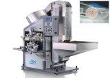 Automatische rundere Aluminiumfarben-Oberfläche der kappen-heiße Folien-Aushaumaschine-eine
