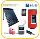Sistema a acqua caldo solare pressurizzato spaccatura evacuato 2016