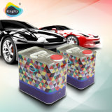 Kingfix Brand Good Gloss 2k Solid Colors Car Coating