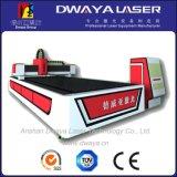 Dwy der geöffnete Typ aus optischen Fasernlaser-Ausschnitt-Maschine