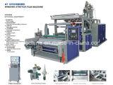 Df-1000 capas dobles de co-extrusión de película Stretch Machine (CE)
