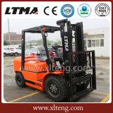 China caminhão de Forklift Diesel hidráulico de uma venda quente de 3.5 toneladas