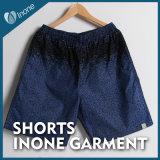 Inone 098 Mens nada Shorts ocasionais da placa das calças curtas