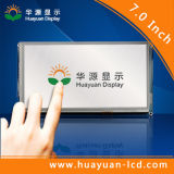 Bildschirmanzeige-hohe Auflösung 40 Pin-Lvds LCD