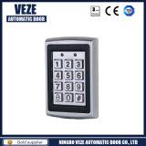 Clavier numérique automatique de contrôle d'accès de portes coulissantes de Veze