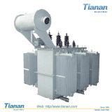 12, 24, transmissão de poder 36kv/tipo imergido transformador da distribuição óleo abaixador/transformador eletrônico