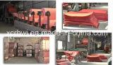 Hersteller-rotes Stahlpapier (HL-102)/vulkanisierte rote Faser-Blatt-/Hightemp-Isolierung vulkanisiertes Faser-Blatt-Faser-Blatt-Material