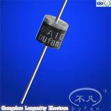 Диод выпрямителя тока R-6 6A05 Bufan/OEM Oj/Gpp Std для электронных продуктов