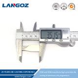20 Jahre Aluminium China-Hersteller-Lieferanten-Druckguss-Einspritzung-Maschinen-geöffnete Formen