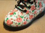 2016의 신식 꽃 패턴 소녀 단화 (TX 20)