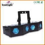 Éclairage principal d'effet de la vente bon marché 4 chauds DEL pour l'éclairage d'étape (ICON-A038A)