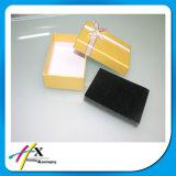 Caixa feita sob encomenda popular do pacote do presente da jóia do papel de impressão