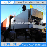 Máquina de secagem de madeira automática industrial de vácuo com preço de fábrica