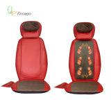 O coxim simulado da massagem da mão para a garganta relaxa