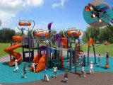 Strumentazione del campo da gioco per bambini esterni di serie straniera di medie dimensioni di Kaiqi (KQ50028A)