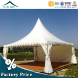 parking de 8X8m Cheap Big Car Parking Marquee Tent Pagoda Tent avec PVC Fabric