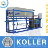 Fabricante controlado Dk30 do bloco de gelo do programa do PLC