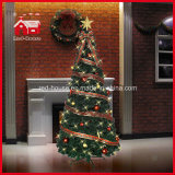 Hotsale 210cm Revolving Christmas Tree LED String Decoration