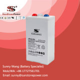 2V 250ah Deep Cycle SMF Lead Acid Gel Battery Solar Accumulator