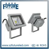 庭のための防水穂軸150W LEDプロジェクターフラッドライトかヤードまたはトンネル
