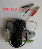 12V-24V 8W 18W 30W 60W Green White Underwater LED Fishing Lights
