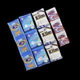 Papier d'aluminium pour le bourrage d'emballage, de Chololates, de nouilles et de sucreries de sachet
