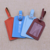 Unité centrale Leather Luggage Tags de 2015 coutumes avec Embossed Logo
