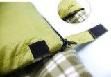 エンベロプのフード付きの寝袋のUltralightキャンプの寝袋