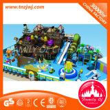 Plastikspielplatz-materieller Innenspielplatz-Typ Kind-inneres spielendes Labyrinth