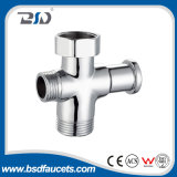 Messing Diverter voor Shower, voor Sink Spout 18mm