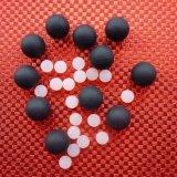esfera pequena da borracha de silicone de 3mm