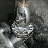 Запорная заслонка конца фланца уплотнения давления 1500lb/2500lb ANSI высокая