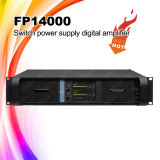 2u Frame Fp14000 2X2350W Extreme High Power Amplifier