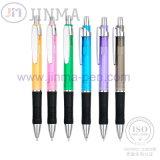 Plastic Ballpoint JM-1035 van de Giften van de Bevordering met de Aanraking van de Naald van de Kleur