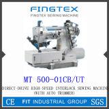 Drive directo High Speed Interlock Sewing Machine (500-01CB/UT)