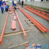 Ce, ISO, certificado do TUV 3 toneladas cada cremalheira resistente nivelada da pálete