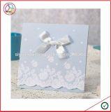 Tarjeta de encargo de la invitación de la boda del nuevo diseño