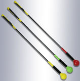 El entrenamiento suave del ritmo del oscilación de la práctica del golf de Rod de la práctica del amaestrador del oscilación del tempo del golf aporrea la ayuda de la práctica de los apretones del golf